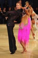 Neil Jones & Ekaterina Jones at UK Open 2012