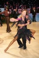 Neil Jones & Ekaterina Jones at UK Open 2009