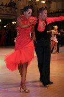 Neil Jones & Ekaterina Jones at Blackpool Dance Festival 2009