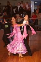 Dusan Dragovic & Ekaterina Romashkina at Imperial 2008