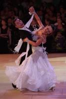 Dusan Dragovic & Ekaterina Romashkina at