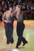 Ilia Borovski & Veronika Klyushina at Blackpool Dance Festival 2011
