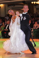 Domen Krapez & Monica Nigro at Blackpool Dance Festival 2011