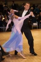 Domen Krapez & Monica Nigro at UK Open 2006