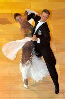 Domen Krapez & Monica Nigro at Blackpool Dance Festival 2007