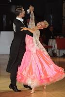 Stanislav Wakeham & Laura Nolan at Crystal Palace Cup 2011