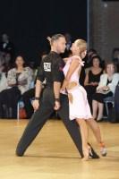 Klemen Prasnikar & Alexandra Averkieva at UK Open 2019