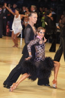 Andriy Babiy & Irina Dengyna at UK Open 2012