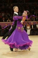 Szymon Kalinowski & Grazyna Grabicka at International Championships