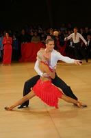 Jurij Batagelj & Jagoda Batagelj at UK Open 2005