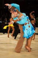 Jurij Batagelj & Jagoda Batagelj at International Championships 2005