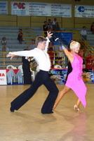 Jurij Batagelj & Jagoda Batagelj at 19th Feinda - Italian Open 2002