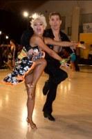 Jurij Batagelj & Jagoda Batagelj at 6th Tisza-Part Open