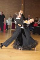 Lloyd Perry & Rebecca Scott at UK Closed 2012