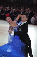Alex Sindila & Katie Gleeson at Blackpool Dance Festival 2012