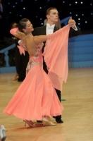 Alex Sindila & Katie Gleeson at UK Open 2006