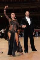 Andrei Mosejcuk & Kamila Kajak at International Championships 2011