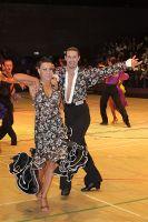 Andrei Mosejcuk & Kamila Kajak at International Championships 2009