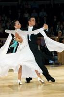 Isaia Berardi & Cinzia Birarelli at International Championships 2005