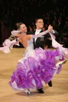Isaia Berardi & Cinzia Birarelli at UK Open 2009
