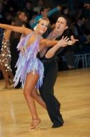 Andrew Cuerden & Hanna Haarala at UK Open 2006