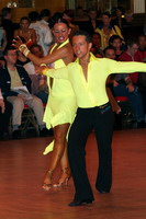 Pasha Pashkov & Inna Brayer at Blackpool Dance Festival 2005