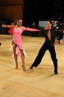 Massimo Arcolin & Lyubov Mushtuk at UK Open 2011