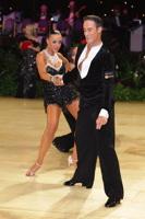 Massimo Arcolin & Lyubov Mushtuk at UK Open 2012