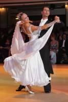 Anton Lebedev & Anna Borshch at Blackpool Dance Festival 2010