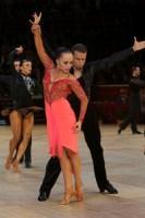 Damir Haluzan & Anna Mashchyts at