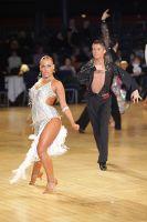 Francesco Bertini & Sabrina Manzi at UK Open 2010