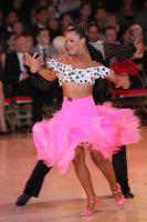Ryan Mcshane & Ksenia Zsikhotska at Blackpool Dance Festival 2011
