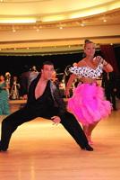 Ryan Mcshane & Ksenia Zsikhotska at Bournemouth Summer Festival