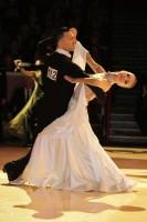 Victor Fung & Anastasia Muravyova at International Championships 2012