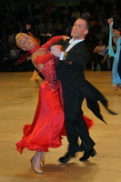 Alessio Potenziani & Veronika Vlasova at UK Open 2005