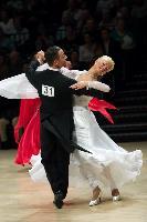 Alessio Potenziani & Veronika Vlasova at UK Open 2006