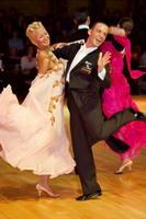 Alessio Potenziani & Veronika Vlasova at Dutch Open 2006