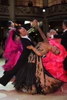 Sergey Kravchenko & Lauren Oakley at Blackpool Dance Festival 2012