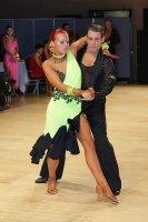 Daniele Fulvi & Danielle Toal at UK Open 2011