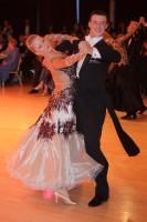 Kai Widdrington & Natasha Jeved at UK Closed 2012