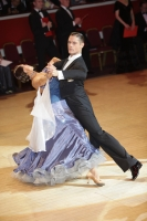 Valerio Colantoni & Yulia Spesivtseva at International Championships 2011