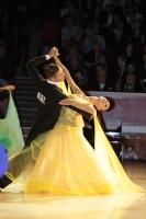 Valerio Colantoni & Yulia Spesivtseva at International Championships 2012