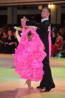 Andrzej Sadecki & Karina Nawrot at Blackpool Dance Festival 2011