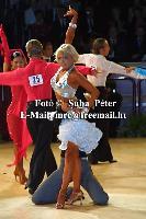 Peter Stokkebroe & Kristina Stokkebroe at The International Championships