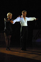 Peter Stokkebroe & Kristina Stokkebroe at Austrian Open Championships 2002
