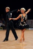 Peter Stokkebroe & Kristina Stokkebroe at Czech Dance Open 2005
