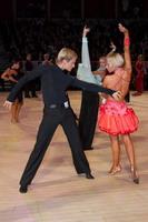Peter Stokkebroe & Kristina Stokkebroe at International Championships 2005