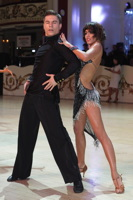 Roman Gerbey & Vera Bondareva at