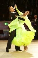 Iaroslav Bieliei & Liliia Bieliei at International Championships