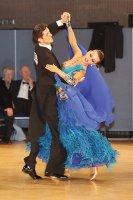 Craig Shaw & Evgeniya Shaw at UK Open 2011